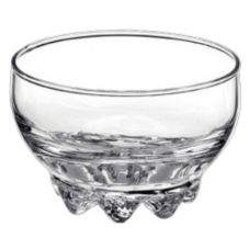 Bormioli Rocco 4919Q106 8 Oz Glassia Snack Bowl - 24 / CS