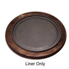 "Tomlinson 1016254 8"" Wood Underliner for Fry Pan"