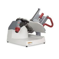 "Berkel Table Mounted Auto. Gravity Feed Food Slicer w/ 13"" Knife"