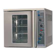 Turbofan Full Sheet Pan 6 kW Electric Convection Oven, 208V