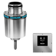 "Salvajor 7.5-HP Disposer with 15"" Cone Assembly and RSS-2 Control"