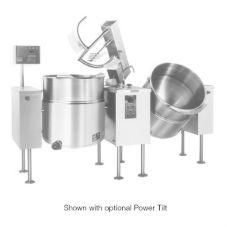 Cleveland Range TMKEL100T 200 Gallon Electric Twin Unit Kettle / Mixer