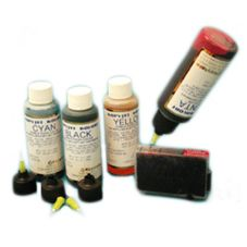 Kopykake RFK02 Edible Ink Refill Kartridge with (4) 2 Oz. Bottles
