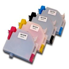 Kopykake ESET 605 Edible 4-Ink Cartridge for Epson CX4200 Printer