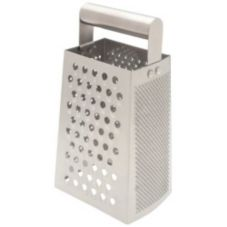 "Focus Foodservice 890 4-3/4 x 3-3/4 x 9-1/2"" 4 Sided Grater - 4 / CS"