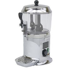 Buffet Enhancement 1BHC235 Silver 5 L Drinking Chocolate Machine
