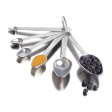 Focus Foodservice Professional Performance Measuring Spoon 6 Piece Set