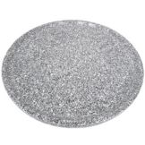 "Buffet Enhancement 1BAG24RGG 24"" Acrylic Granite Food Tray"