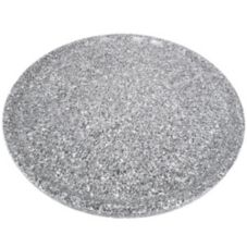 Buffet Enhancement 24 in. Round Acrylic Granite Chefstone Food Tray