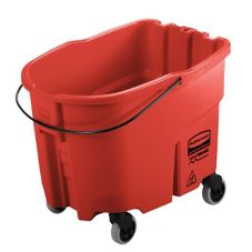 Rubbermaid WaveBrake® Red 35 Qt Mop Bucket