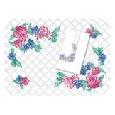 "Dinex® Marisa Traycover for 14"" X 18"" Tray"
