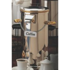 Service Ideas IDCHCF Coffee ID Chain for Airpot Cover Up - 6 / CS