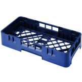Cambro HBR258186 Camrack Navy Blue Half Size Base Rack without Extenders