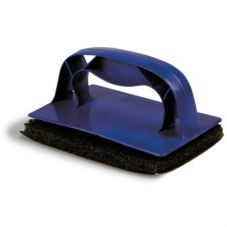 Continental Blue Plastic High Heat Griddle Pad Holder