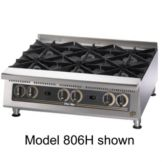 "Star® Mfg Ultra-Max® 48"" Wide Gas Hot Plate"