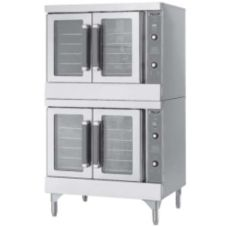 Vulcan Hart VC66GD Gas Double Deck Bakery Depth Convection Oven