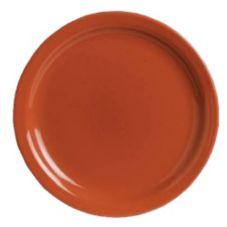 "Steelite A180P202 Anfora Festivale Narrow Rim 9"" Plate - 24 / CS"