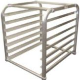 Win-Holt® AL-1807-IR-K Aluminum End-Loading 1/2 Size Insert Rack