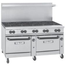 Vulcan Hart 60SS-10B Endurance S/S Gas Restaurant Range w/ 10 Burners