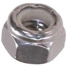 "Redco® 353 InstaCut Replacement Nylon 5/16"" Hex Lock Nut"