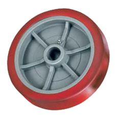 "Win-Holt® 7125 Polyurethane 4"" x 1-1/4"" Wheel Only"