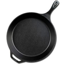 "Lodge Logic 15"" Pre-Seasoned Cast Iron Skillet"
