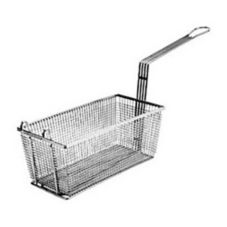 FMP® 225-1034 Standard Fryer Basket With Front Hook