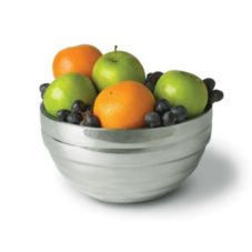 Vollrath® 46591 S/S Beehive Style Double Wall 3.4 Qt Serving Bowl