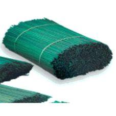 "Cowee F1200PSGSPSW Green Wood 12"" Hyacinth Stake - 100 / BX"