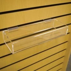 Grand & Benedicts 226-2222 Acrylic Tray for Slatwall