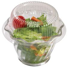 Camwear CLSRB5152 Clear Disposable Lid for Swirl Bowl - 1000 / CS