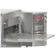 "Star® UMEXIT8D 8"" Drop Conveyor Exit Shelf for Conveyor Oven"
