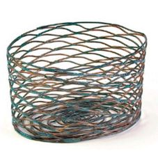 Front Of The House® Patina Wireware™ Basket