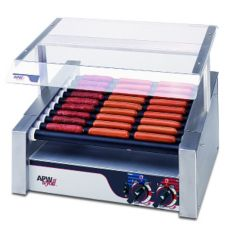 "APW Wyott 23"" Hot Rod®  Slanted Surface Roller Grill, HRS-31S"