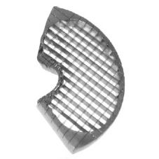 "Piper 3/8"" Dicing Grid Insert for GVC600 WKB-7 and WKK-7"