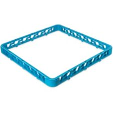 Carlisle® RE14 OptiClean™ Blue Open Glass Rack Extender
