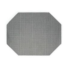 "FOH XPM082ESV83 11"" x 14"" Basketweave Placemat - 12 / CS"
