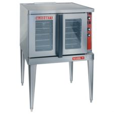 Blodgett MARK V ROLL-IN SINGLE Electric Roll-in Convection 1-Deck Oven
