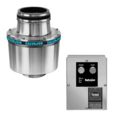 Salvajor 100-SA-3-MSS-LD Disposer with Sink Assembly / MSS-LD Control