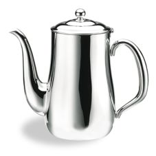 Walco Soprano™ 70 oz Mirror Finish S/S Gooseneck Coffee Pitcher