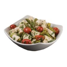American Metalcraft SQND9 Squound™ White Ceramic 44 Ounce Bowl