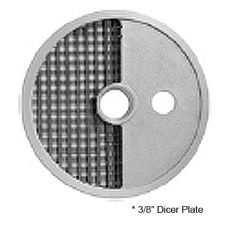 "Hobart 15DICE-9/32 S/S 9/32"" Dicer Plate"