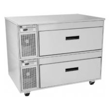 "Randell® FX2-4N1WSB FX Series 46"" Refrigerated Chef Stand"