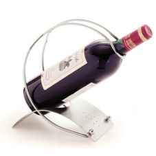 Carlisle Foodservice Satin Finish Wine Holder