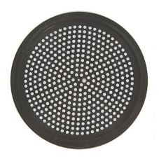 "Lloyd 16"" Tuff-Kote Heavy Perforated Baking Tray"