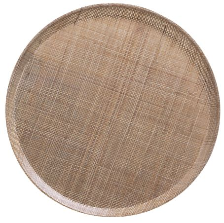 19 Inch or Larger Round Trays