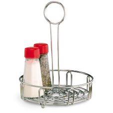 Traex® WR-1023 Round Wire Condiment Caddy