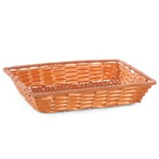 "Willow Specialties 4151.16FT 16"" x 11"" Poly-line Basket"