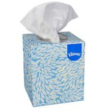 Kimberly Clark 21270 Kleenex® White Facial Tissue Cube - 36 / CS