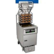 Pitco® Solstice™ Gas Fryer w/ EZ Lift Rack and 85 Lb Tank